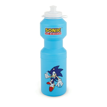 Sonic The Hedgehog Party Supplies 24 Pack Favor Water Bottles
