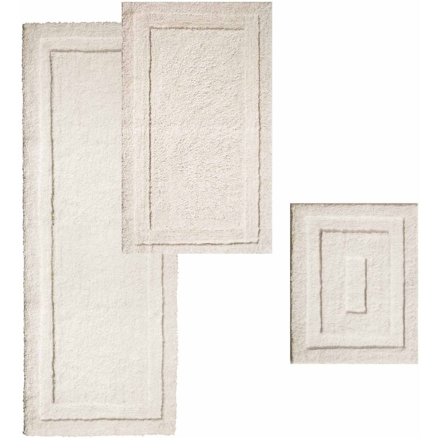 InterDesign Spa Bath Rug 21x17 Walmart com. Spa Bathroom Rugs