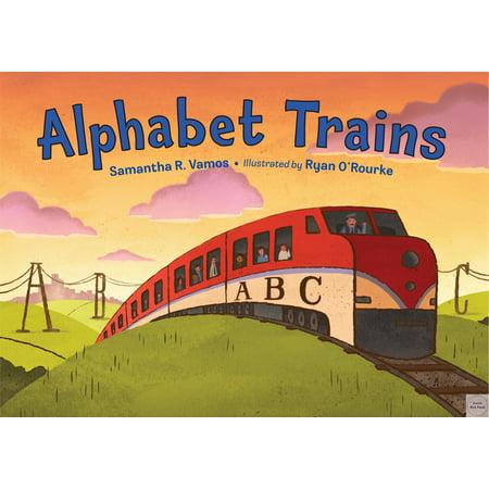 Alphabet Trains Bible Alphabet Train