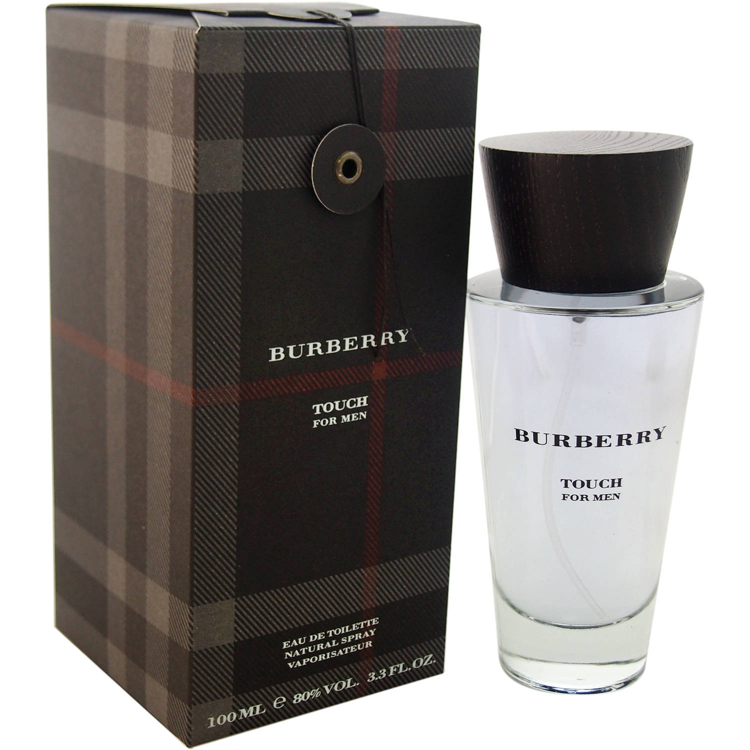 Burberry Touch for Men Eau de Toilette Spray, 3.3 fl oz