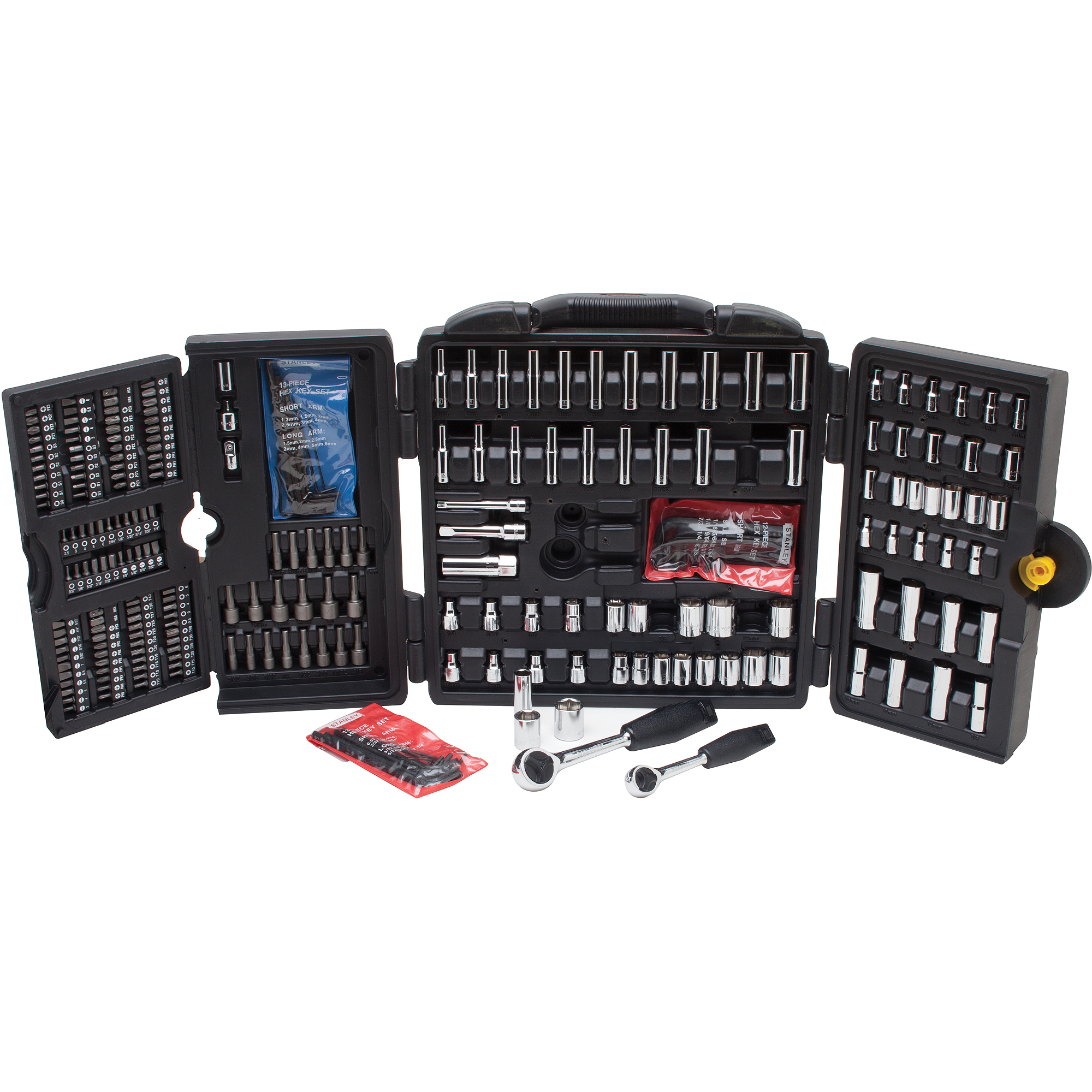 Stanley 252-Piece Mechanic's Tool Set