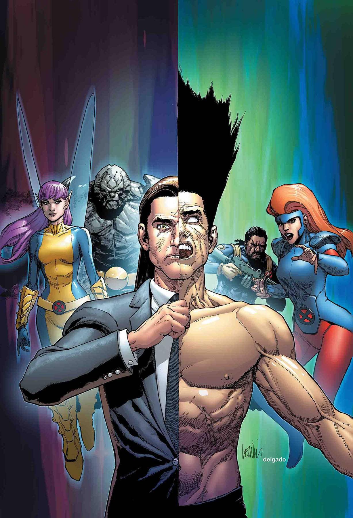 Marvel Uncanny X-Men #3 by