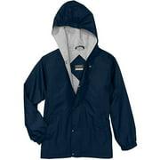 George Boys School Uniforms Jersey Lined Hooded Jacket