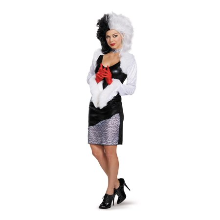 101 Dalmatians Sassy Adult Halloween Costume