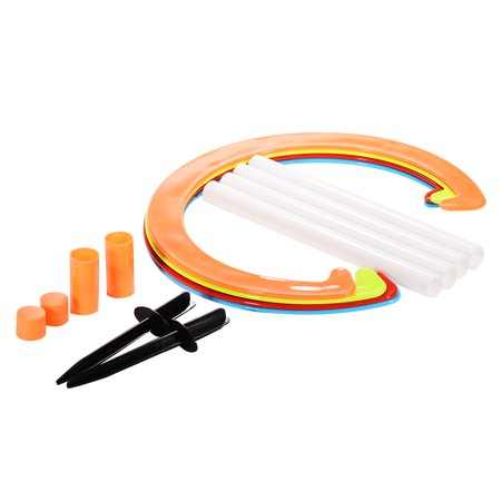 Kids Horseshoe Play Set Toss Games Sports Toys Classic Sports Playground Equipment - image 1 de 4