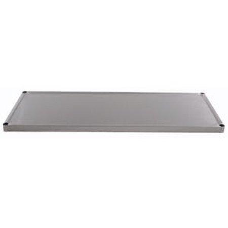 Advance Tabco 60 Work Table  Galvanized Finish  Undershelf Ug 30 60