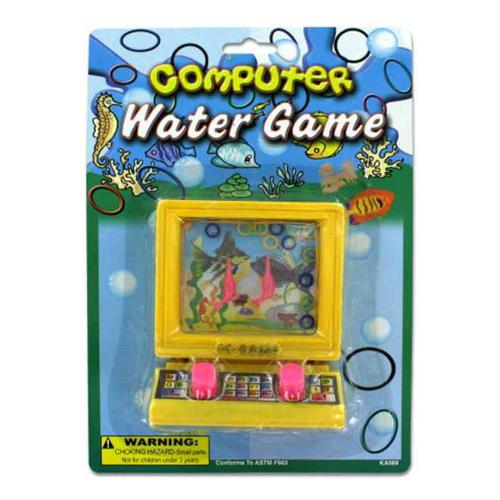 Computer Water Game - Set of 24