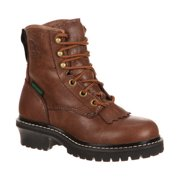 "Children's Georgia Boot GB00001 Youth 5"" Logger"