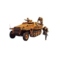 35195 1/35 German Sd.Kfz. 251/1 Multi-Colored