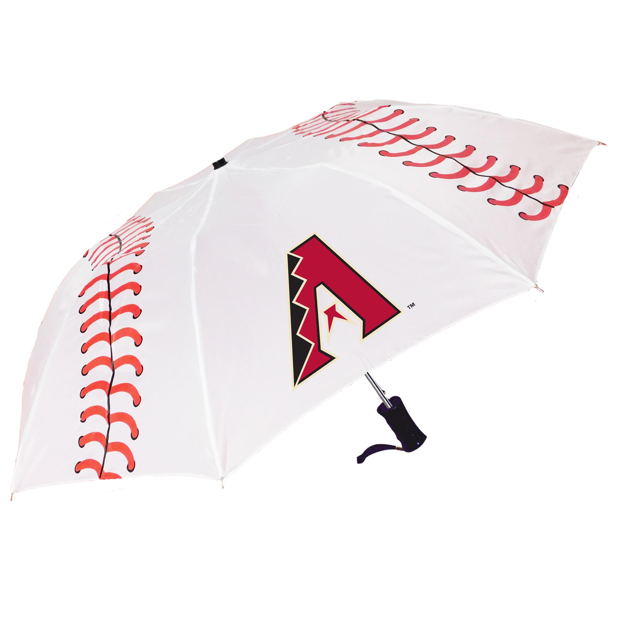 Storm Duds Arizona Diamondbacks Baseball Folding Umbrella - No Size
