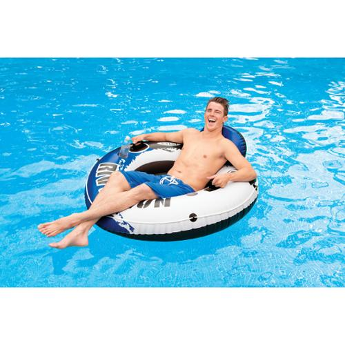 Intex River Run I Inflatable Floating Tube Raft