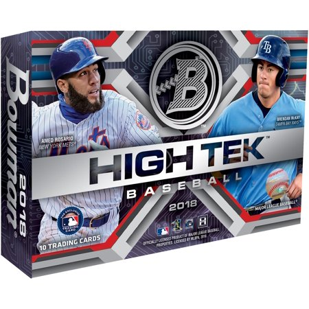 2018 Bowman High Tek Hobby Edition Factory Sealed 1 Pack Box 1991 Bowman Baseball Factory