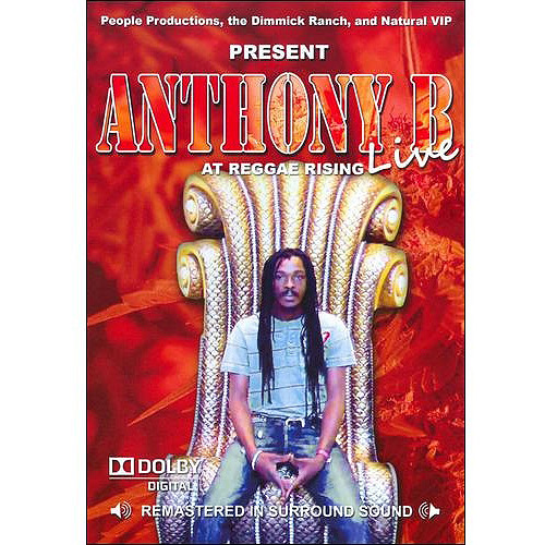 Anthony B: Live At Reggae Rising