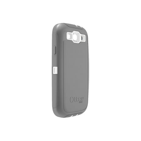 brand new 099b0 dd63f OtterBox Defender Series Samsung GALAXY S III - Case for cell phone -  silicone, polycarbonate - crevasse - for Samsung Galaxy S III