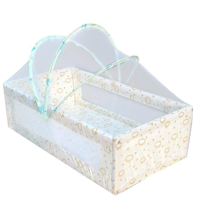 Universal Baby Cradle Bed Mosquito Nets Summer Baby Arched Mosquitos Net by