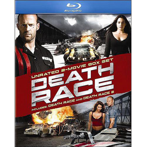 Death Race / Death Race 2 (Unrated 2-Movie Box Set) (Blu-ray) (Widescreen)