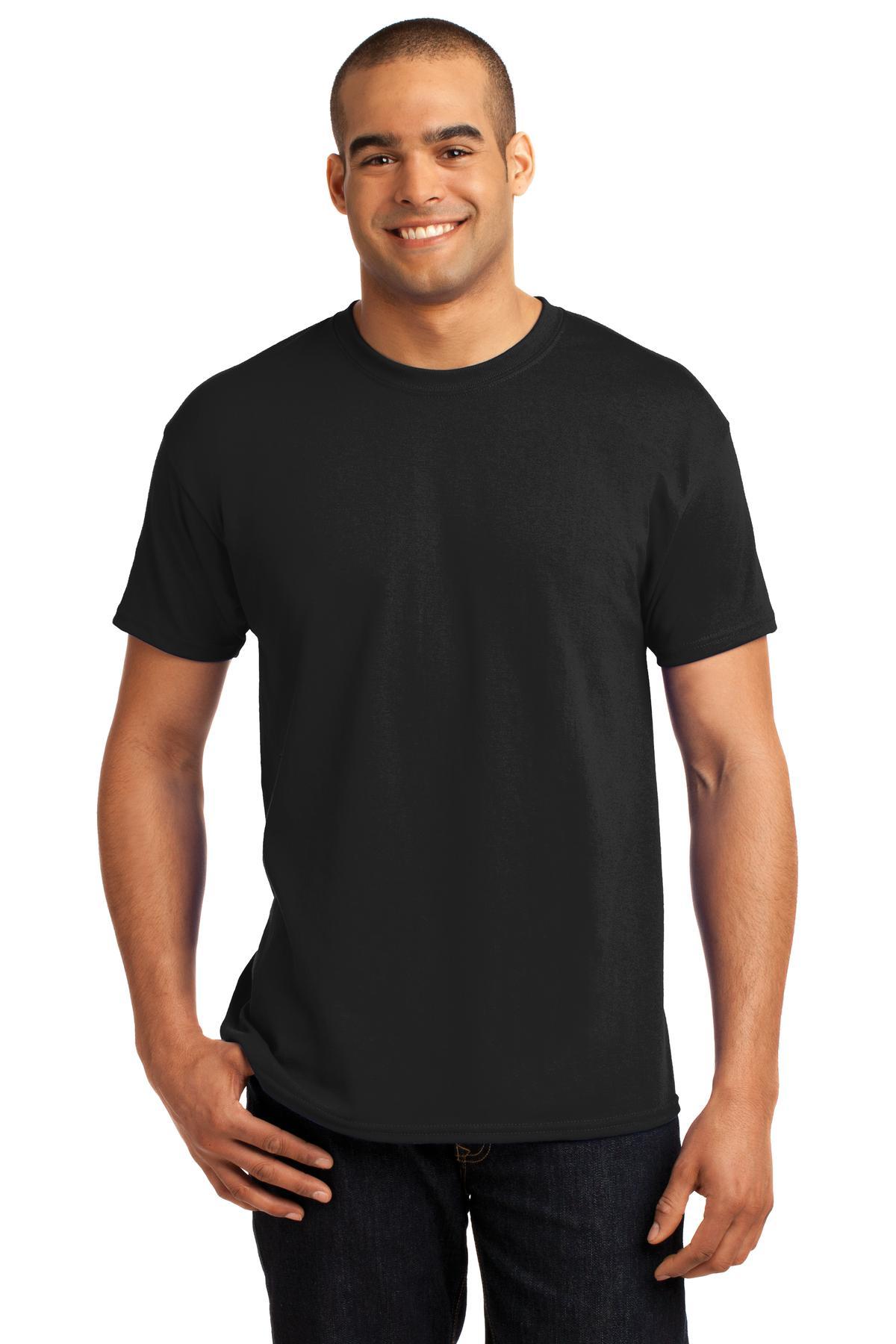 Hanes EcoSmart 50/50 Cotton/Poly T-Shirt