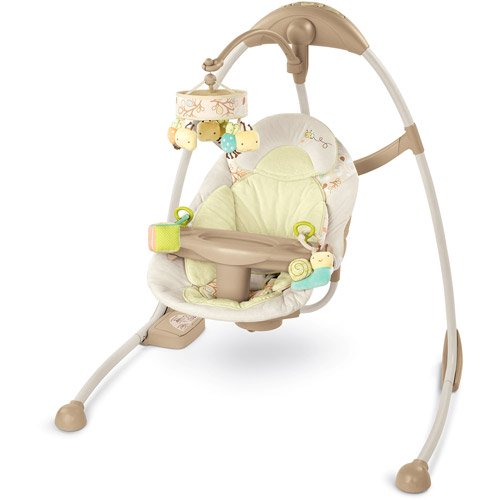 Ingenuity By Bright Starts Cradle Sway Swing Bella Vista