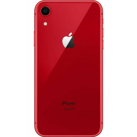 Used (Good Condition)  Apple iPhone XR 64GB GSM Unlocked Smartphone 4G LTE iOS