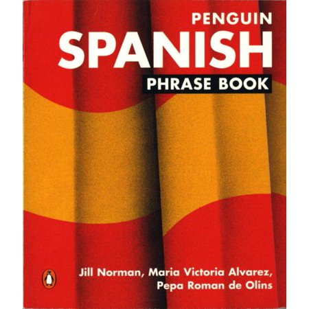 Penguin Spanish Phrase Book