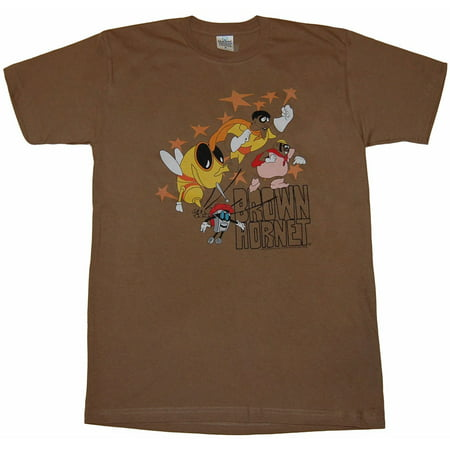 Fat Albert: Brown Hornet T-Shirt](Fat Albert Halloween Cartoon)