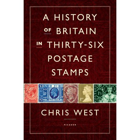 A History of Britain in Thirty-six Postage Stamps (Cost Of Postage To Canada From Us)