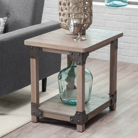 Jamestown Oxford - Belham Living Jamestown Rustic End Table