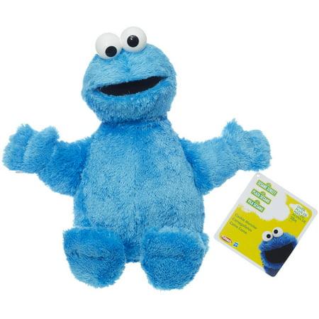 Playskool Sesame Street Cookie Monster Jumbo Plush - Sesame Street Cookies
