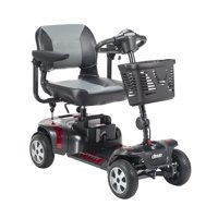 "Drive Medical Phoenix Heavy Duty Power Scooter, 4 Wheel, 18"" Seat"