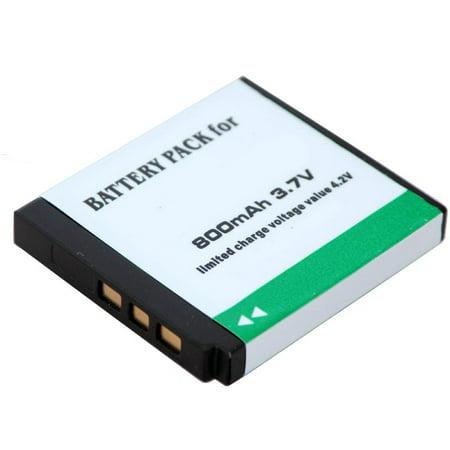Polaroid Dvd Battery (iTEKIRO 900mAh Battery for Polaroid t1031, t1035, t1235, t1235uc Digital Cameras )