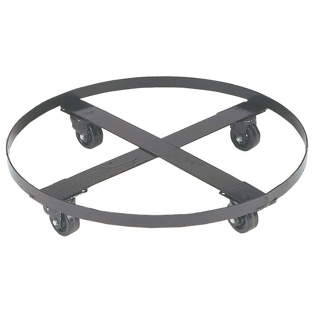 JUSTRITE Drum Dolly, 300 lbs. 28270
