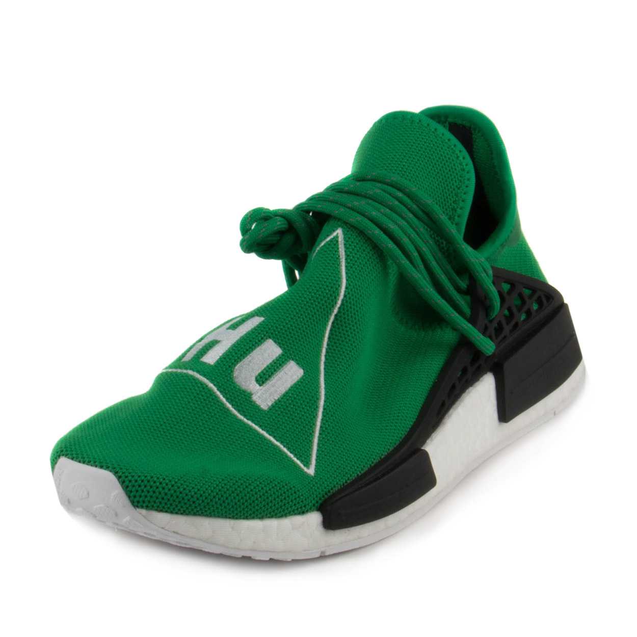 Adidas Mens PW Human Race NMD Green/White BB0620