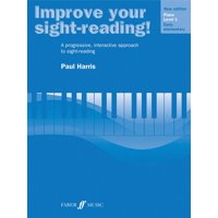 Improve Your Sight-Reading! Piano, Level 1: A Progressive, Interactive Approach to Sight-Reading (Paperback)