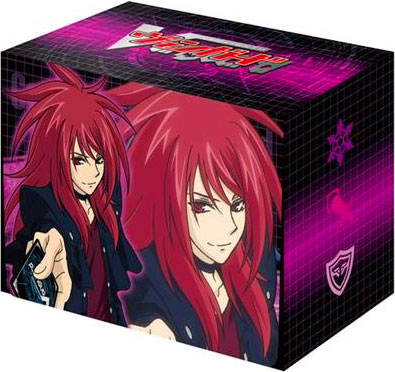 Cardfight Vanguard Ren Suzugamori & Phantom Blaster Overlord Deck Box