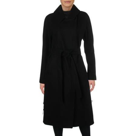 Andrew Marc Womens Baylee Winter Wool Blend Midi Coat (Amazon Coats Women)
