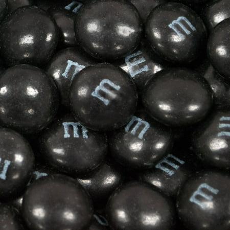 Black M&Ms Candy 2lb  - Milk Chocolate](Black M&ms)