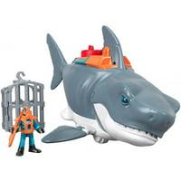 Imaginext Mega Bite Shark with Chomping Action