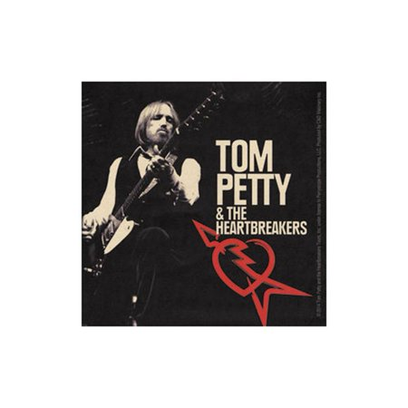 Tom Petty & The Heartbreakers Rock Band Music Bumper Sticker / Decal by Superheroes Brand (Peeping Tom Sticker)