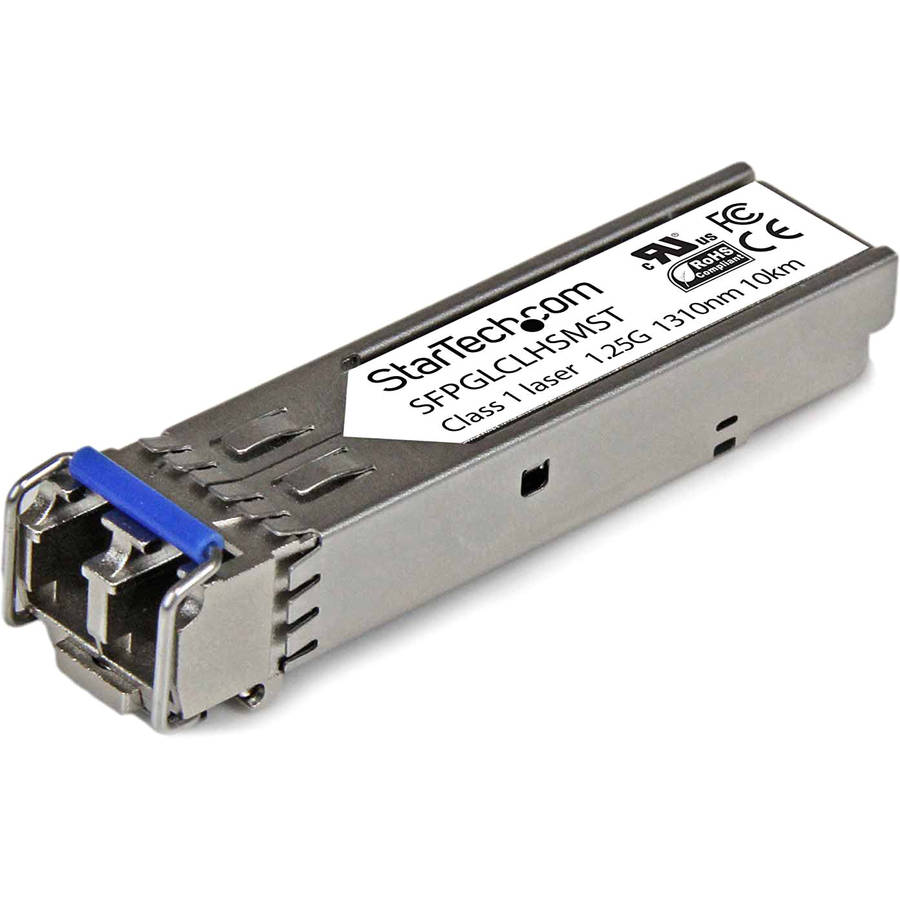 Startech Gigabit Fiber SFP Transceiver, 10-Pack