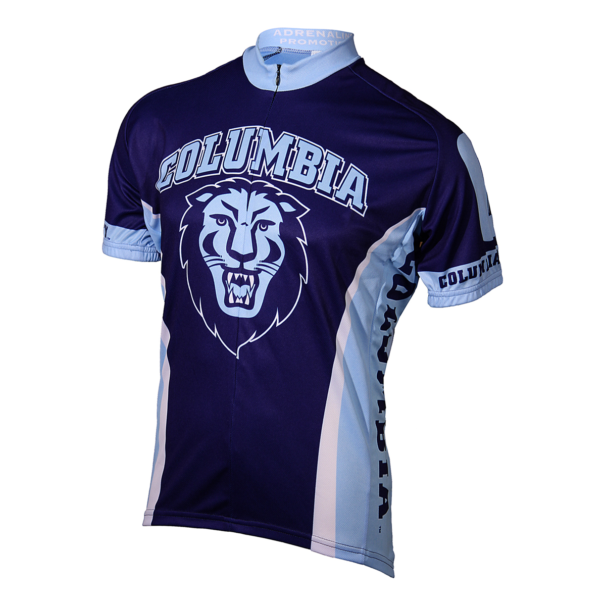 Adrenaline Promotions Columbia University Lions Cycling Jersey