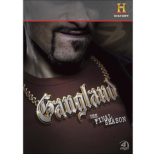 GANGLAND: THE FINAL SEASON [DVD BOXSET]