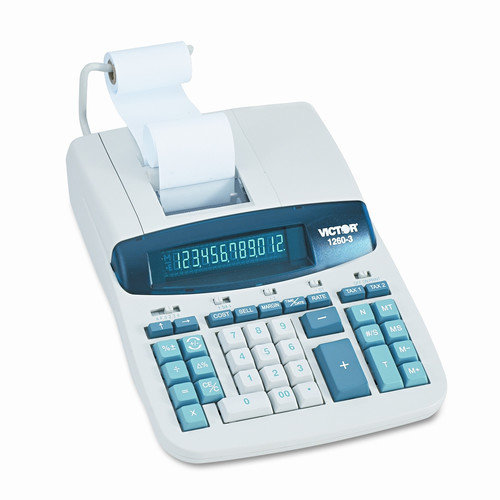 Victor Technology Commercial Printing Calculator