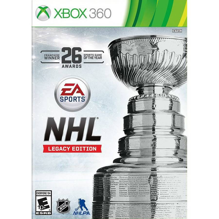 NHL 16, Electronic Arts, Xbox 360, 014633734027