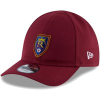 Real Salt Lake New Era Toddler My First 9TWENTY Adjustable Hat - Cardinal - OSFA