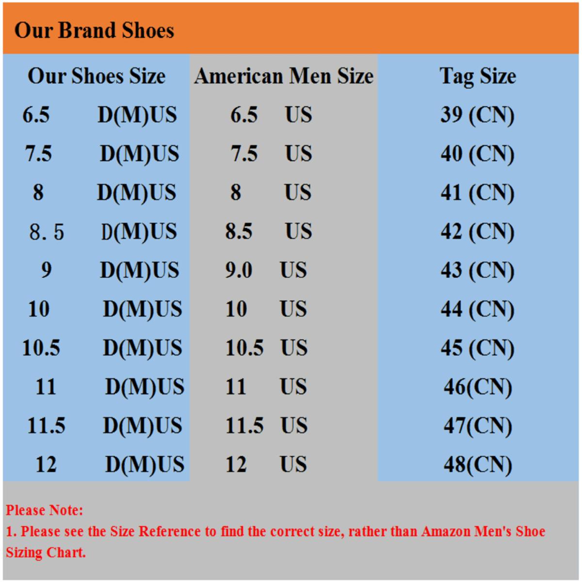 7 5 Dm Us Shoe Size