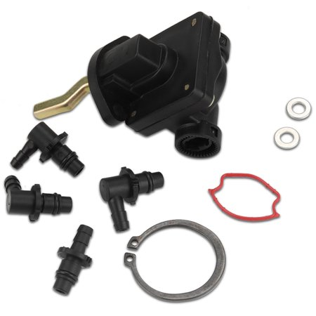 HIPA 4155905-S Fuel Pump Kit for Kohler K141 K161 4246E 4285E 4264E K181 42745H 42761H 41403H 30410 30438 14367 M8 Generator Engine replace 4155905S 41 559 01-S 41 559 02-S 41 393 10-S C230361S