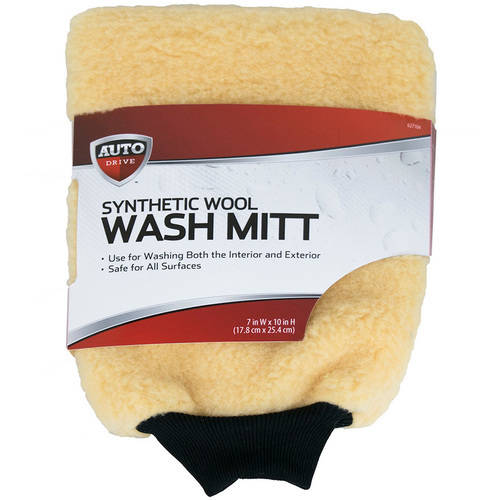 Auto Drive™ Synthetic Wool Wash Mitt