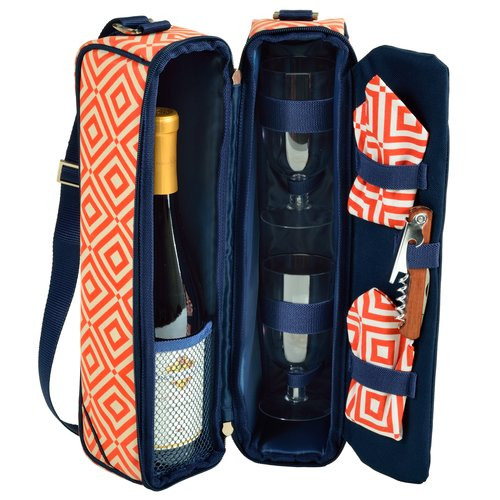 Sunset Wine Carrier for Two