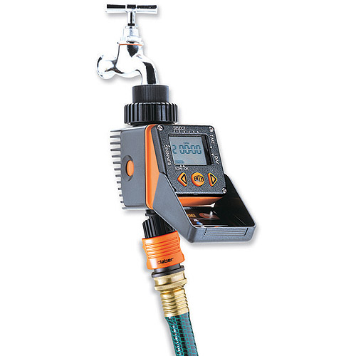 Claber 8456 Aquauno 6 Cycle Single Line Water Timer