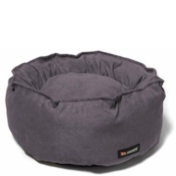 Catalina Bed - Coffee Suede